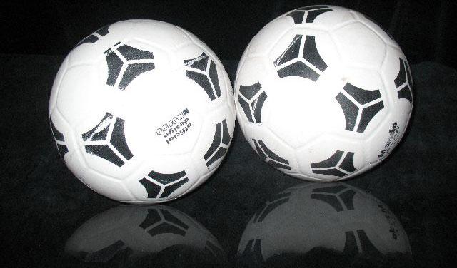 voetbalen